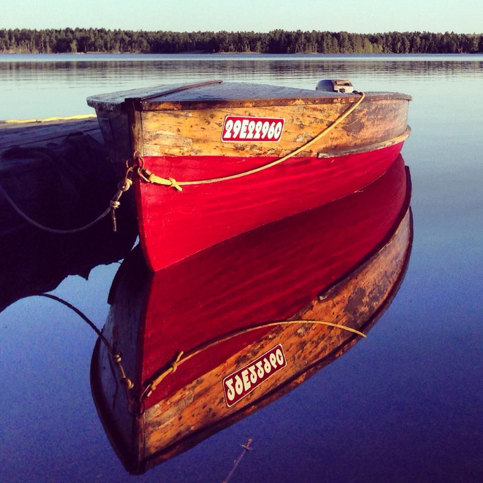 Cedar Boat