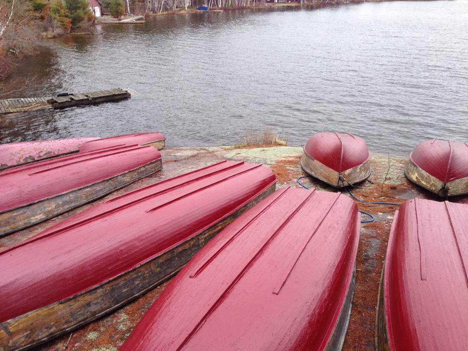 Cedar Boats